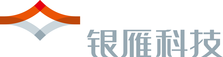 杭州�y雁金融配套服�沼邢薰�司logo