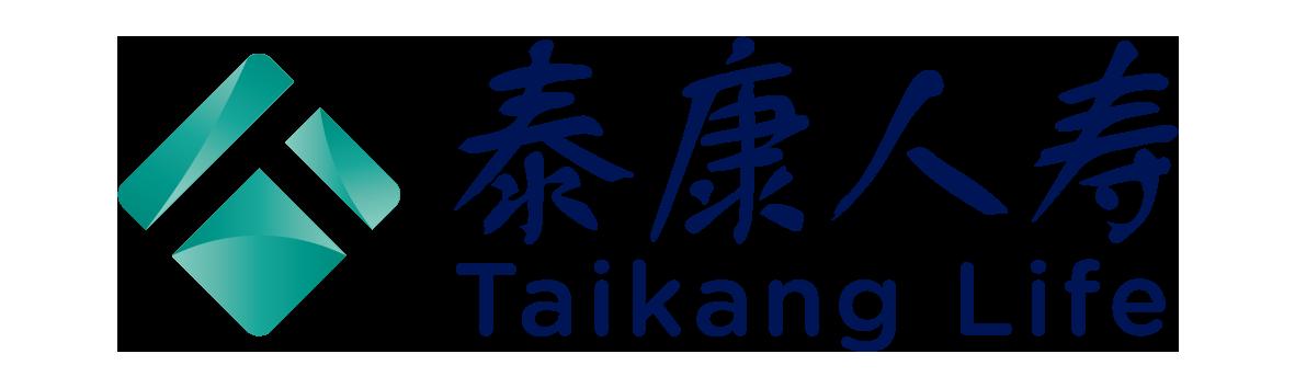 泰康人�郾kU股份有限公司��波分公司logo