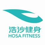 成都浩沙艾雅健身服务有限公司logo