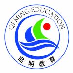长春市启明教育培训学校logo