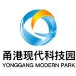 宁波高新区甬港现代创业服务有限公司logo