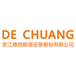 杭州德创能源设备有限公司logo