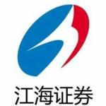 江海�C券有限公司哈���I埃德蒙�D路�C券�I�I部logo