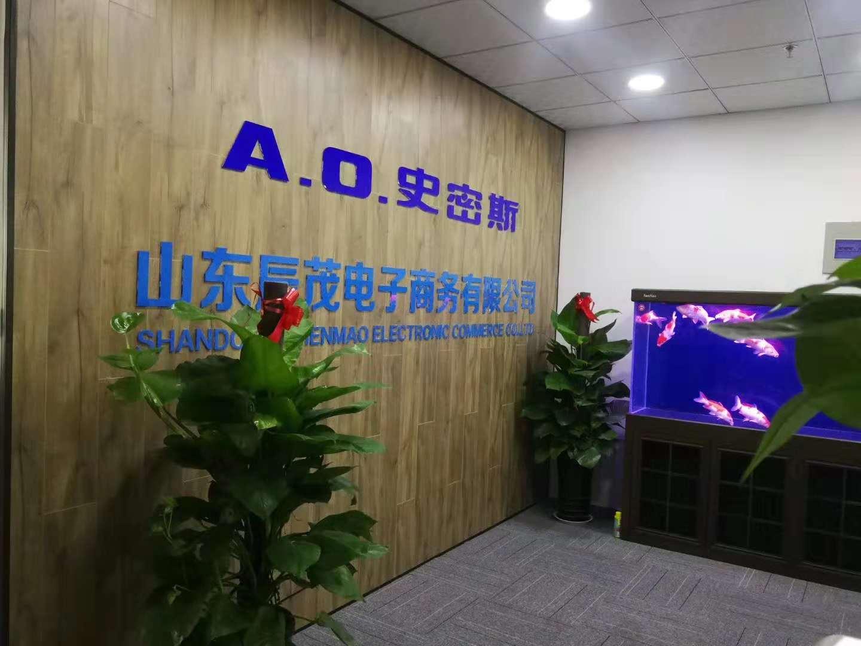 山东辰茂电子商务有限公司logo