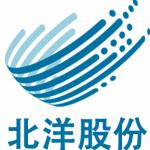 威海北洋光�信息技�g股份公司logo