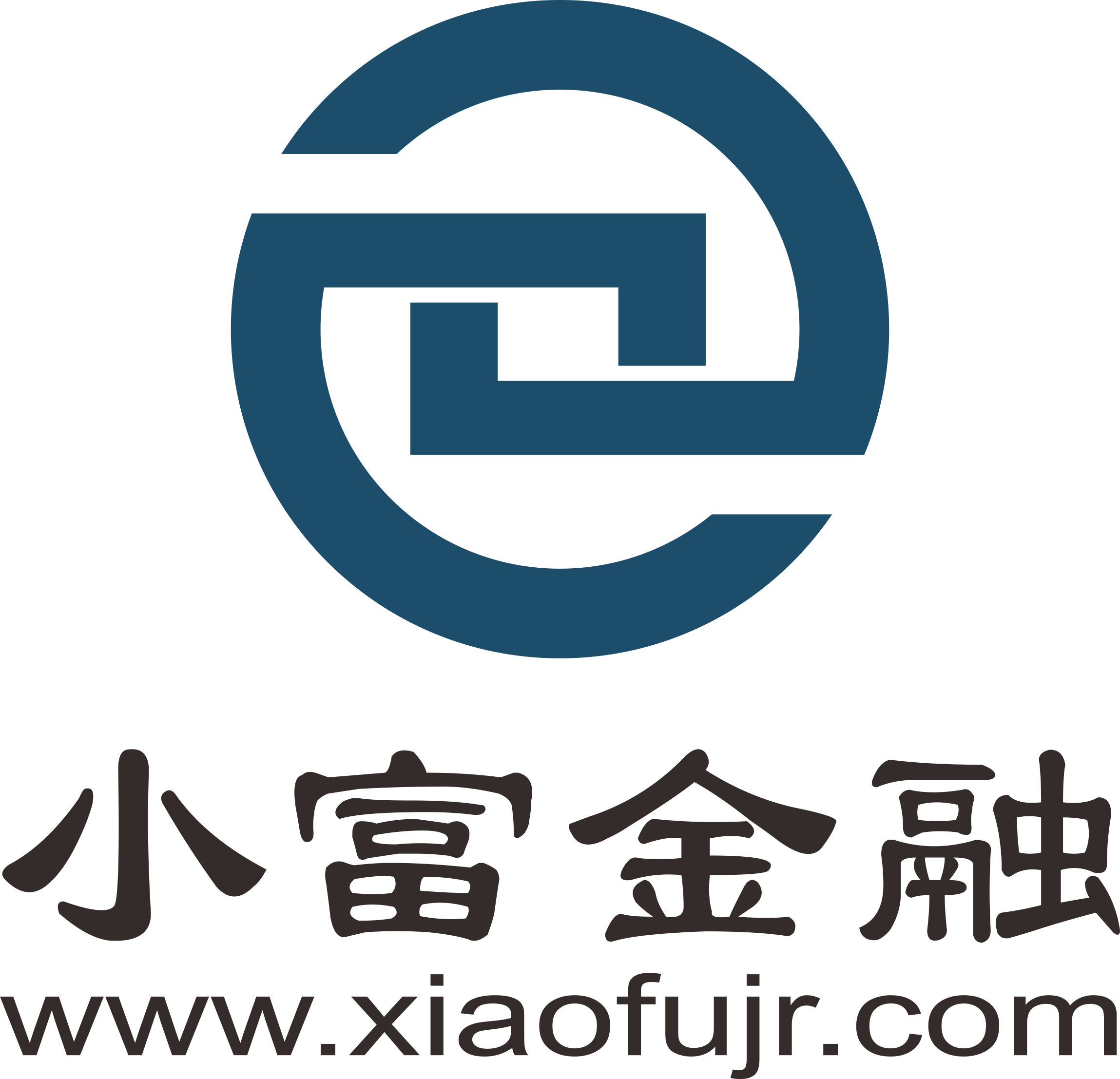 武汉小富金融信息服务股份有限公司logo