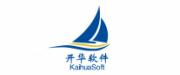 上海开华软件公司logo