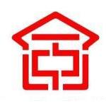 �V西柳州市中宅建筑�b�工程有限�任公司logo