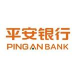 平安银行北京华纺易城社区支行logo