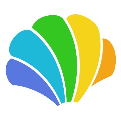 上�;嫦硗�络科技有限公司logo