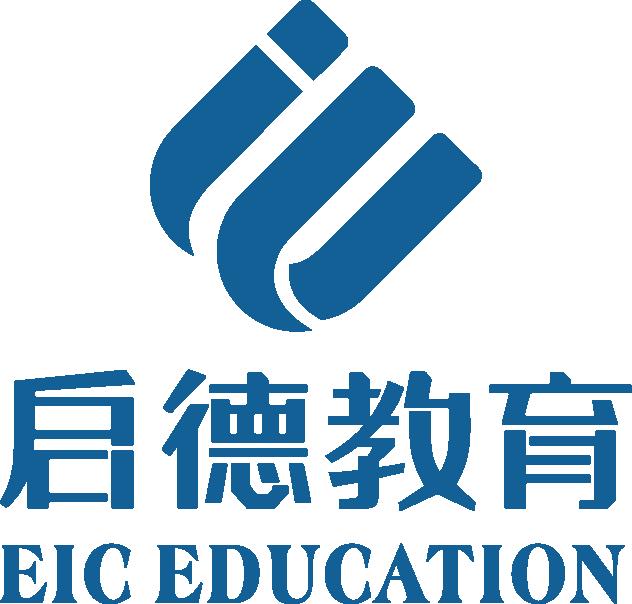 深圳市启德教育培训中心logo
