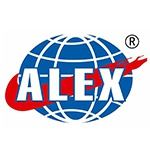 昆山艾力克斯铁路配件有限公司logo