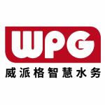 上海威派格智慧水�展煞萦邢薰�司logo