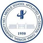 华中师范大学第一附属中学logo