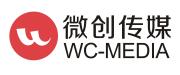 宁波高新区微创广告传媒有限公司logo