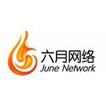 郑州六月网络技术有限公司logo