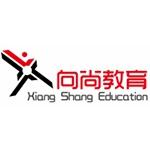 大连市沙河口区向上教育信息咨询中心logo