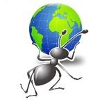 成都巨蚁旅行社有限公司logo