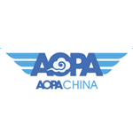 中国航空器拥有者及驾驶员协会logo