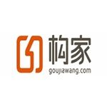 广州构家互联网装饰设计工程有限公司logo