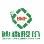 上海迪兴新能源科技有限公司logo