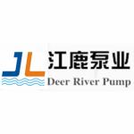 上海江鹿泵�I制造有限公司logo