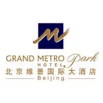 北京�S景���H大酒店logo