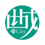 成都市二十四城整体装饰工程有限公司logo