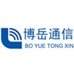 河北博岳通信技�g股份有限公司logo
