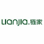 广州链家地产logo