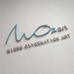 广州微充氧文化艺术有限公司logo