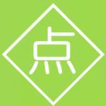 涿鹿县蓝影广告设计工作室logo