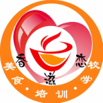 台州香滋恋小吃培训学校logo