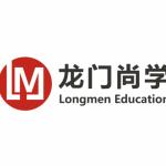 成都龙跃门尚学教育咨询有限公司logo