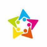 深圳前海�Z�\文化教育�l展有限公司logo