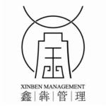 陕西鑫�钠笠倒芾碛邢薰�司logo