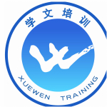 深圳市宝安区学文教育培训中心logo