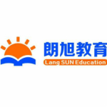 沈�朗旭教育培��W校logo