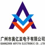 广州市奥亿亚电子有限公司logo
