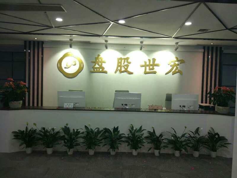 成都盘股世宏教育咨询有限公司logo