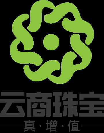 �V�|云商珠��有限公司logo