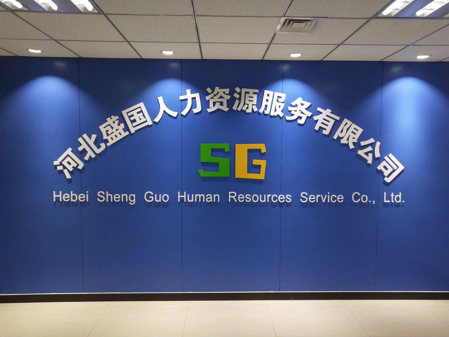 河北盛国人力资源服务有限公司logo