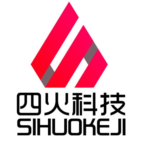 河南四火�W�j科技有限公司logo