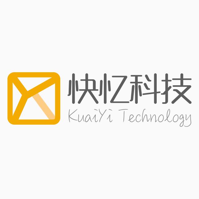 杭州快忆科技有限公司logo