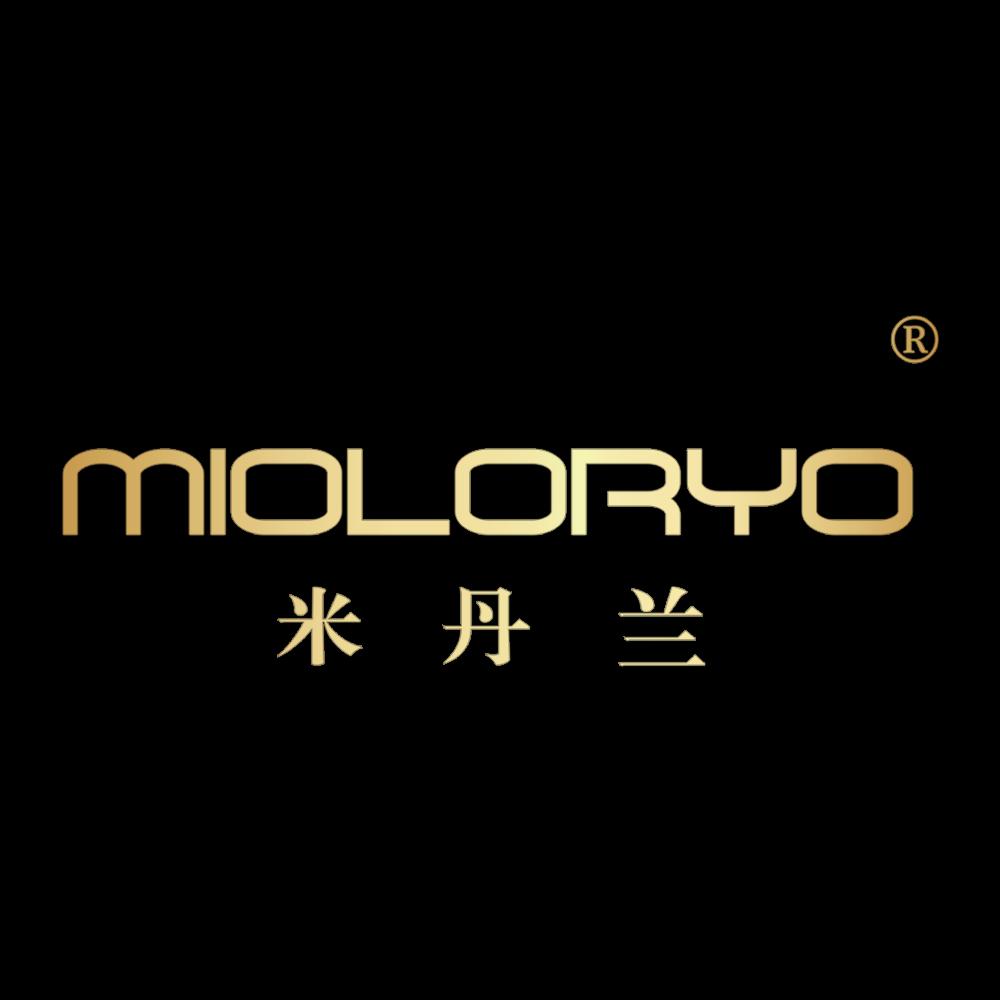 �V州米丹�m化�y品有限公司logo