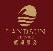 浙江蓝盛物业服务有限公司logo