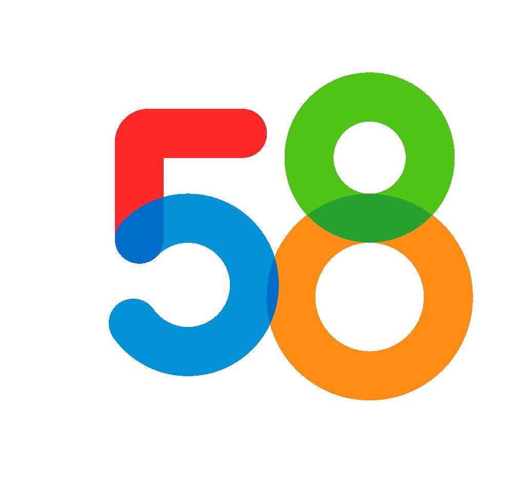 ?#26412;?#20116;八信息技术有限公司郑州分公司logo