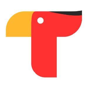 广东触电传媒科技有限公司logo