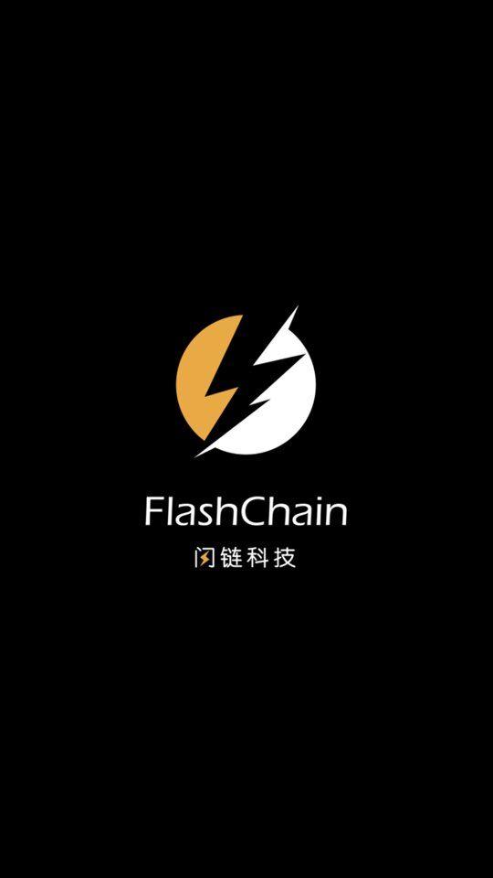 广州闪链区块链科技有限公司logo