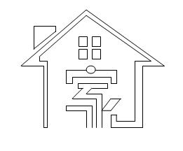 郑州遇尚家装饰工程有限公司logo